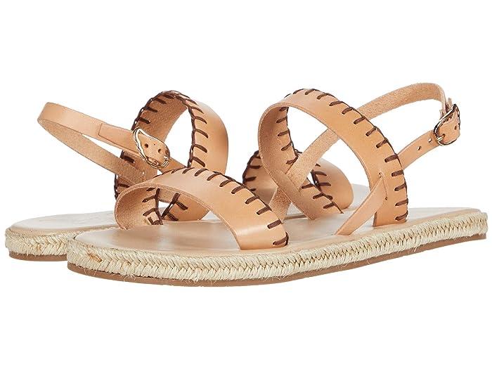 Ancient Greek Sandals  Clara (Natural) Womens Shoes