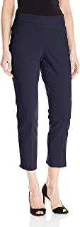 Women's Super Stretch Millennium Slimming Pull-on Ankle Pant