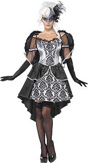 Carnival Of The Damned Dark Angel Masquerade Female Costume (L)