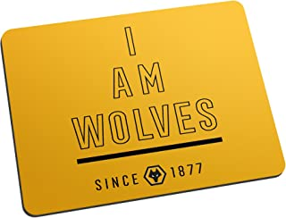 Official Personalised Wolverhampton Wanderers FC I Am Mouse Mat