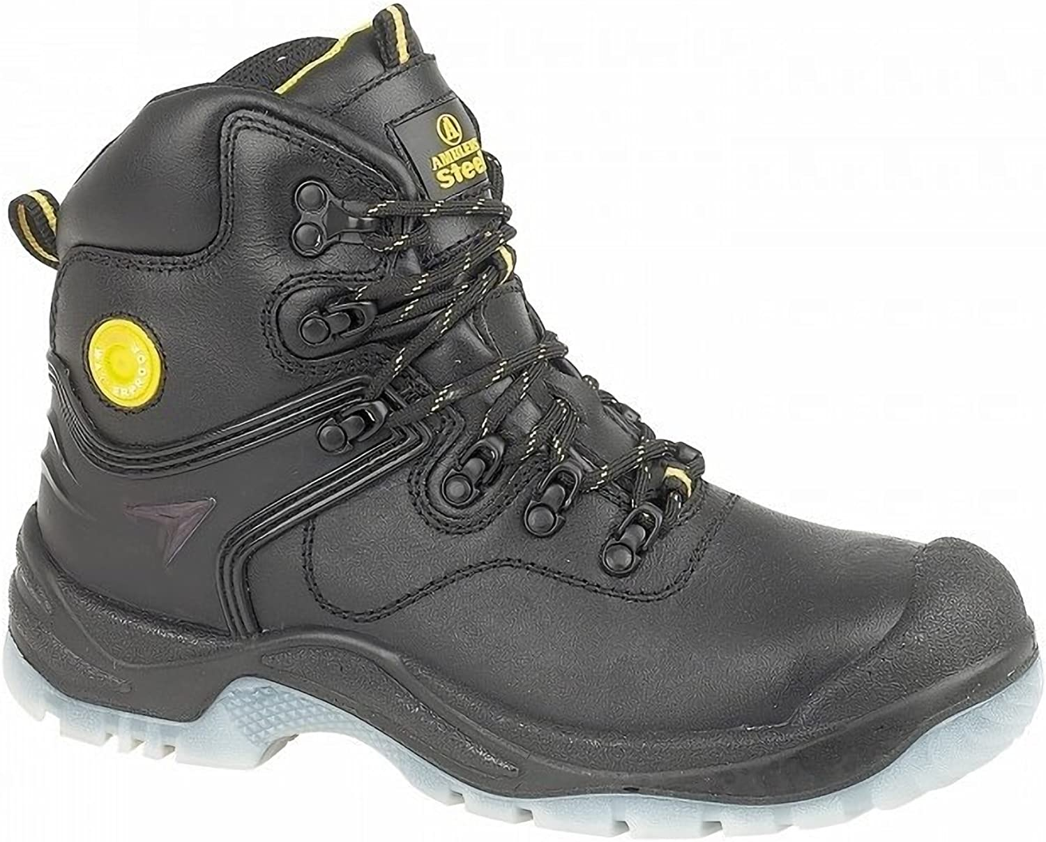 Amblers Steel FS198 Safety Boot   Womens Ladies Boots   Boots Safety