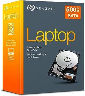 Seagate Momentus - Disco Duro Interno de 500 GB (2.5