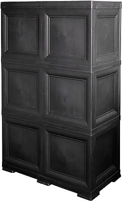 Cello Infiniti Large Storage Cabinet Net (Grey)