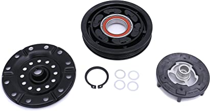 AC Compressor Clutch Assembly Kit 88310-52481, CO 11078C fit for 2006-2012 Toyota Yaris 1.5L