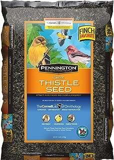 Pennington Seed Thistle Bird Feeder, 10-Pound