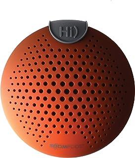 BOOMPODS SOUNDCLIP Portable Wireless Speaker - Best Mini Bluetooth Flip Clip Amazon Alexa Built-In Pocket Speakers Rockin ...