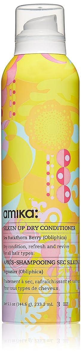 amika シルケン干上がるコンディショナー 232.46ミリリットル/ 5.3オンス