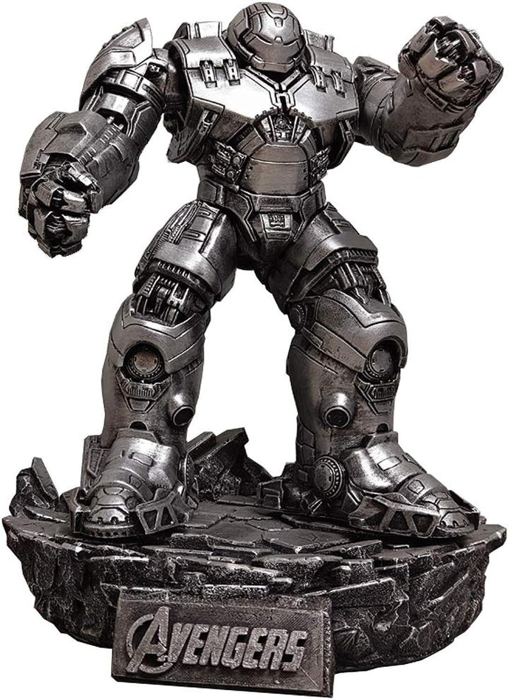 Mejor precio YQCSLS Decoración Decoración Decoración de Juguete Estatua de acción múltiple Modelo Iron Man Modelo Estatua movible Anime Decoración  de moda