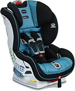 Britax Boulevard ClickTight Convertible Car Seat - 2 Layer Impact Protection - Rear & Forward Facing - 5 to 65 Pounds, Poole