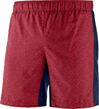 Salomon Agile 7'' Short, Hombre, Rojo (Biking Red), M