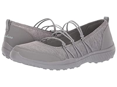 SKECHERS Be-Lite What-A-Twist (Gray) Women