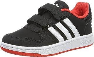 adidas Hoops 2.0 CMF C, Chaussure de Basketball Mixte Enfant