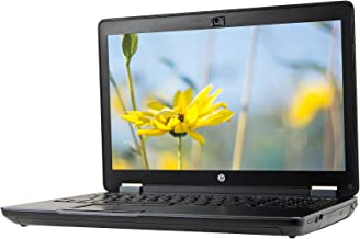HP Mobile Workstation ZBOOK 15 G2 15.6in FHD Laptop, Intel Core i7-4810MQ 2.8GHz, 16GB RAM, 256GB Solid State Drive, DVDRW...
