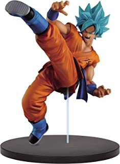 Banpresto Dragon Ball Super - Son Goku FES!! Volume 1 - Super Saiyan God Goku Figure