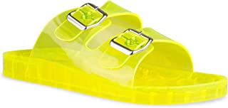 Women's Roxette Transparent Jelly Buckle Sandal