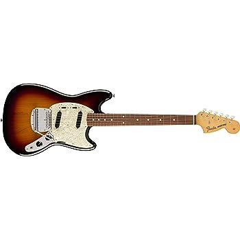 Fender Vintera '60s Mustang - Pau Ferro Fingerboard - 3-Color Sunburst