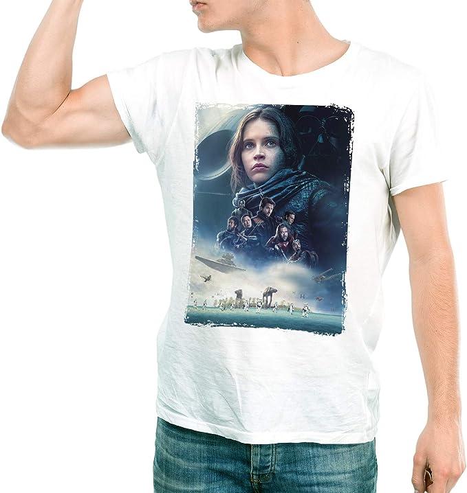 Camiseta Hombre - Unisex Rogue One: Una Historia de Star Wars ...