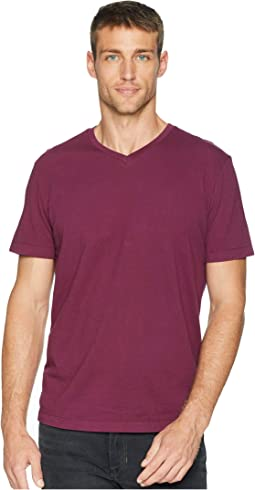 Del Mar Short Sleeve V-Neck Tee