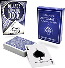 Automatic Magic Deck Trick Marked Cards - Everything Needed for Doing Instant Magic Secretly Knowing Every Card in The Deck