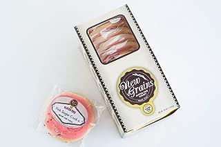 New Grains Gluten Free Pink Sugar Cookies (10 Pack)