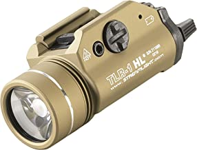 Streamlight 69266 TLR-1-HL High Lumen Rail-Mounted Tactical Light, Flat Dark Earth - 800 Lumens