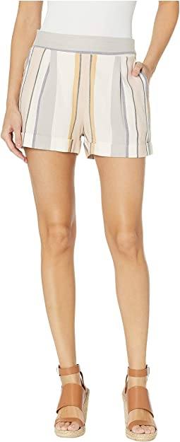 Portofino Stripe Shorts