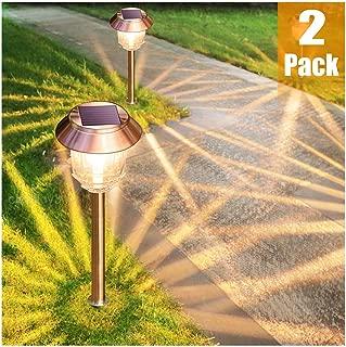 luxform high lumen solar lights