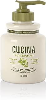 Coriander and Olive Oil Regenerating Hand Cream