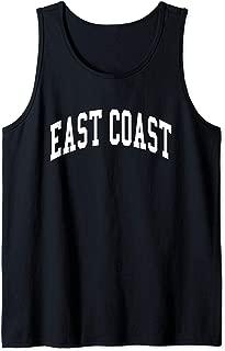 East Coast Hip Hop Rap Tank Top