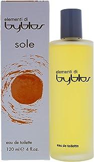 Byblos Elementi Di Sole by Byblos for Women 4 Oz Eau de Toilette Spray 4 Oz