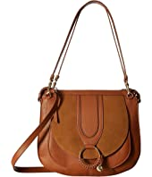 See by Chloe - Hana Large Suede & Leather Tote