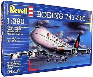 ドイツレベル 1/390 747-200 04210 プラモデル
