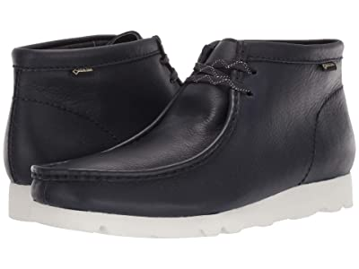 Clarks Wallabee Boot GTX (Ink Leather) Men