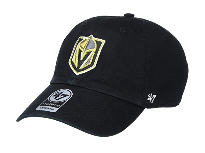 Vegas Golden Knights Clean Up Black