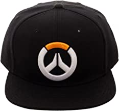 Overwatch Bioworld Logo Snapback Hat