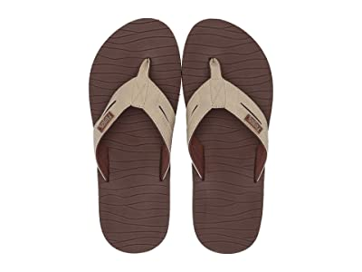 Flojos Waverunner (Brown/Tan) Men