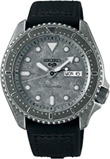 Seiko Sport 5 Facelift Automatic Watch SRPE79K1 Silver