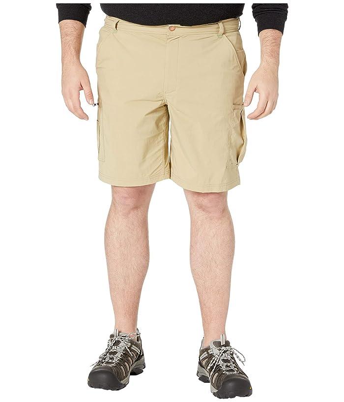 ExOfficio Amphi Shorts (Light Khaki) Men