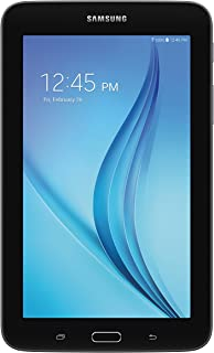 "Samsung Galaxy Tab E Lite 7""; 8 GB Wifi Tablet (Black) SM-T113NYKAXAR"