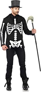 Men's Bone Daddy Skeleton Costume