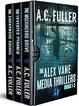 The Alex Vane Media Thrillers: Books 1-3