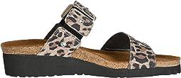 Cheetah Suede