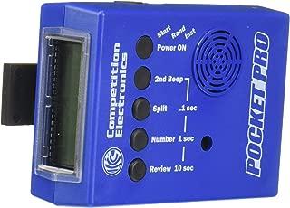 Competition Electronics Pocket Pro Timer, Blue
