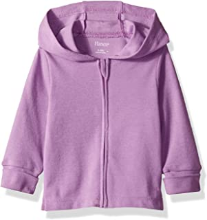 Hanes Ultimate Baby Zippin Knit Hoodie