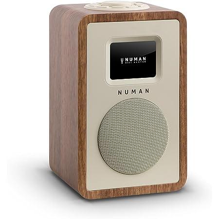 Numan Mini One Nostalgie Radio Retro Look Elektronik