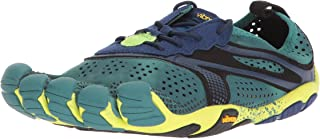 Vibram Men's V-Run North Sea/Navy Shoe