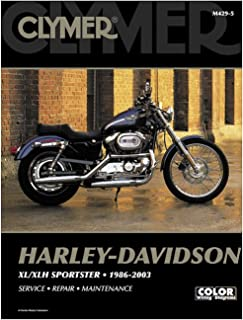 1993 harley davidson sportster 883 manual