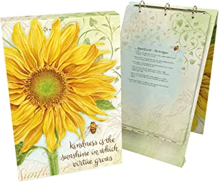 Lang 2016007 Virtue Grows Vertical Recipe Card Album by Jane Shasky, Assorted
