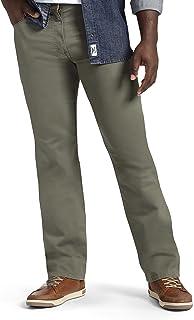 Wrangler Men's Straight 5 Pocket Stretch Twill Pant