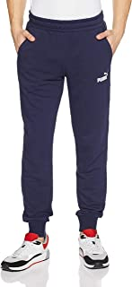 PUMA Men's ESS Logo Pants TR cl